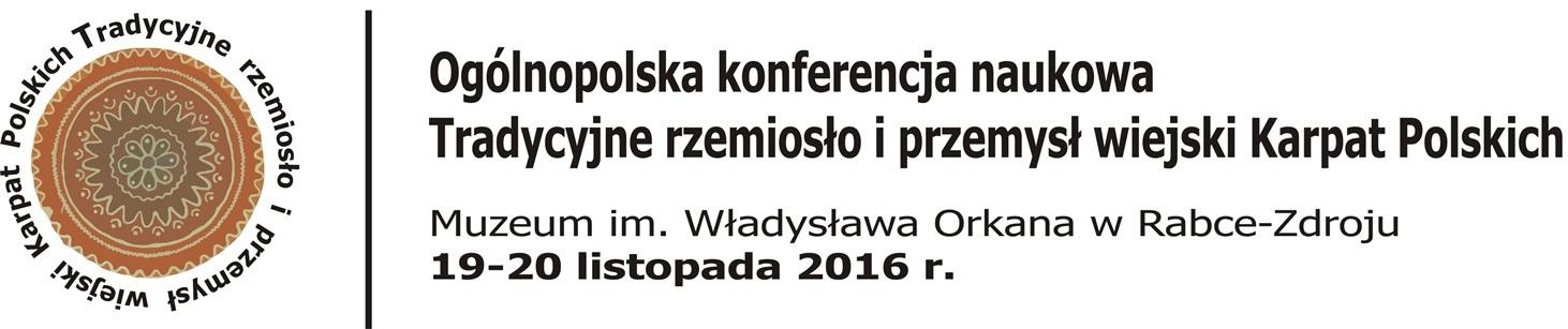Więcej o: Zakończenie projektu Tradycyjne rzemiosło i przemysł wiejski Karpat Polskich