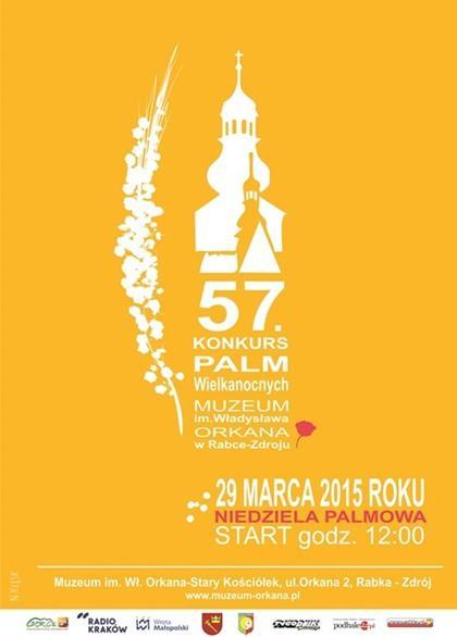 Więcej o: Konkurs Palm Wielkanocnych