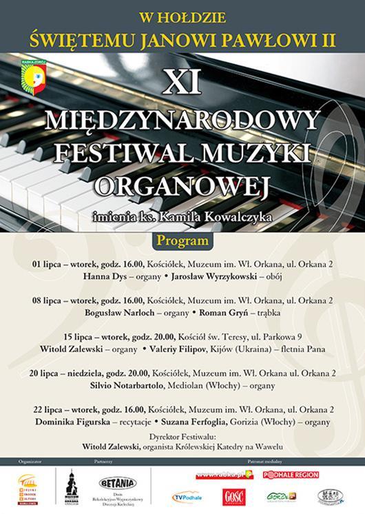 Więcej o: Koncerty organowe w starym kościółku – polecamy