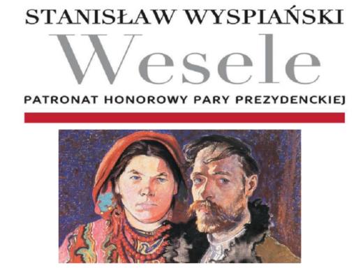 """Więcej o: Narodowe czytanie w starym kościółku """"Wesele"""" Stanisława Wyspiańskiego"""