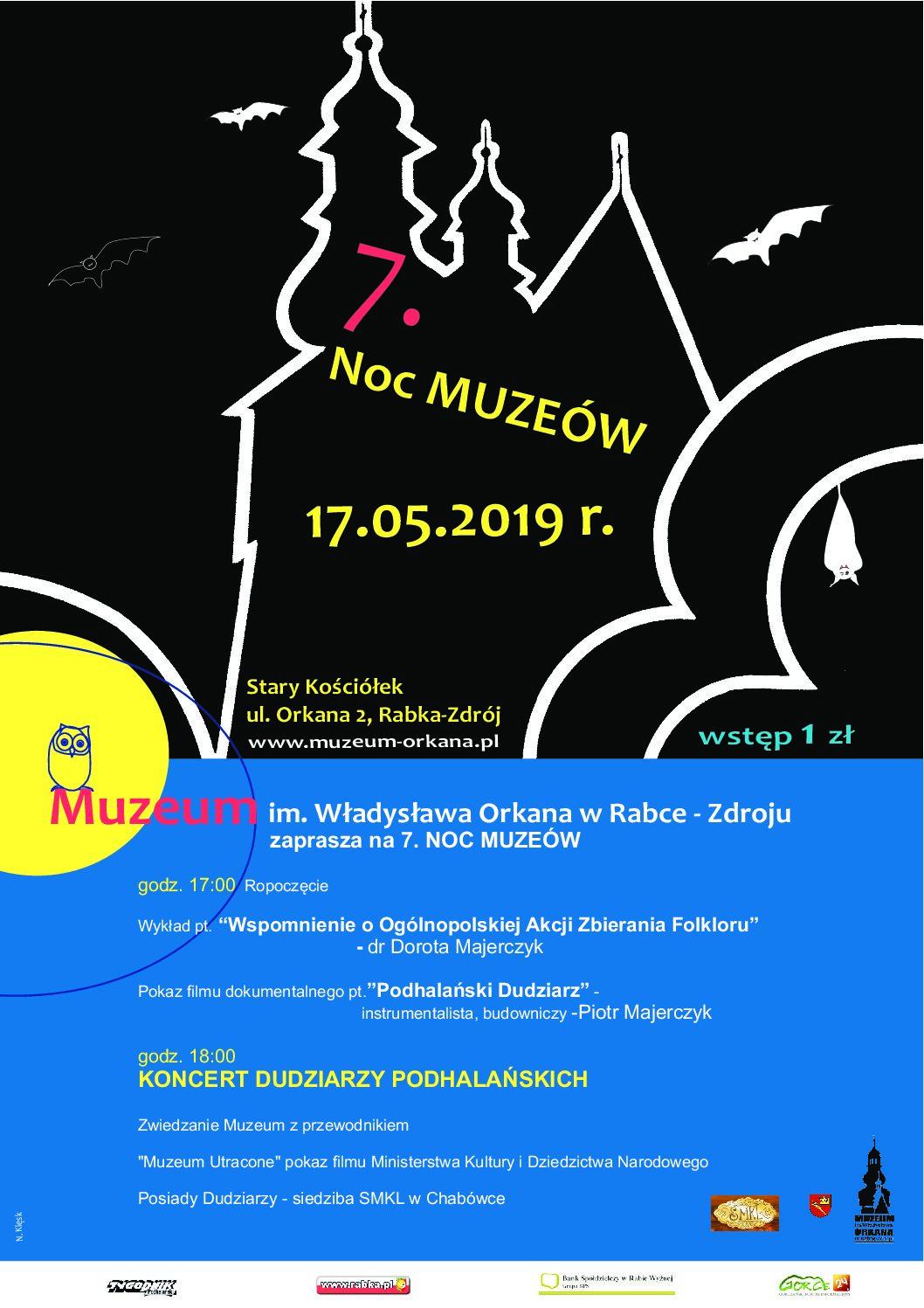 Więcej o: 7. Noc Muzeów