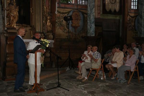 Więcej o: Koncert organowy Silvio Notarbartolo