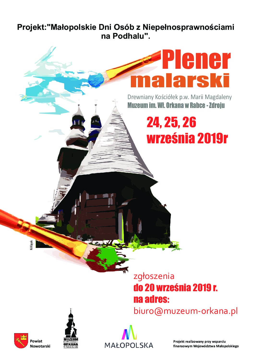 Więcej o: Małopolskie Dni Osób z Niepełnosprawnościami na Podhalu