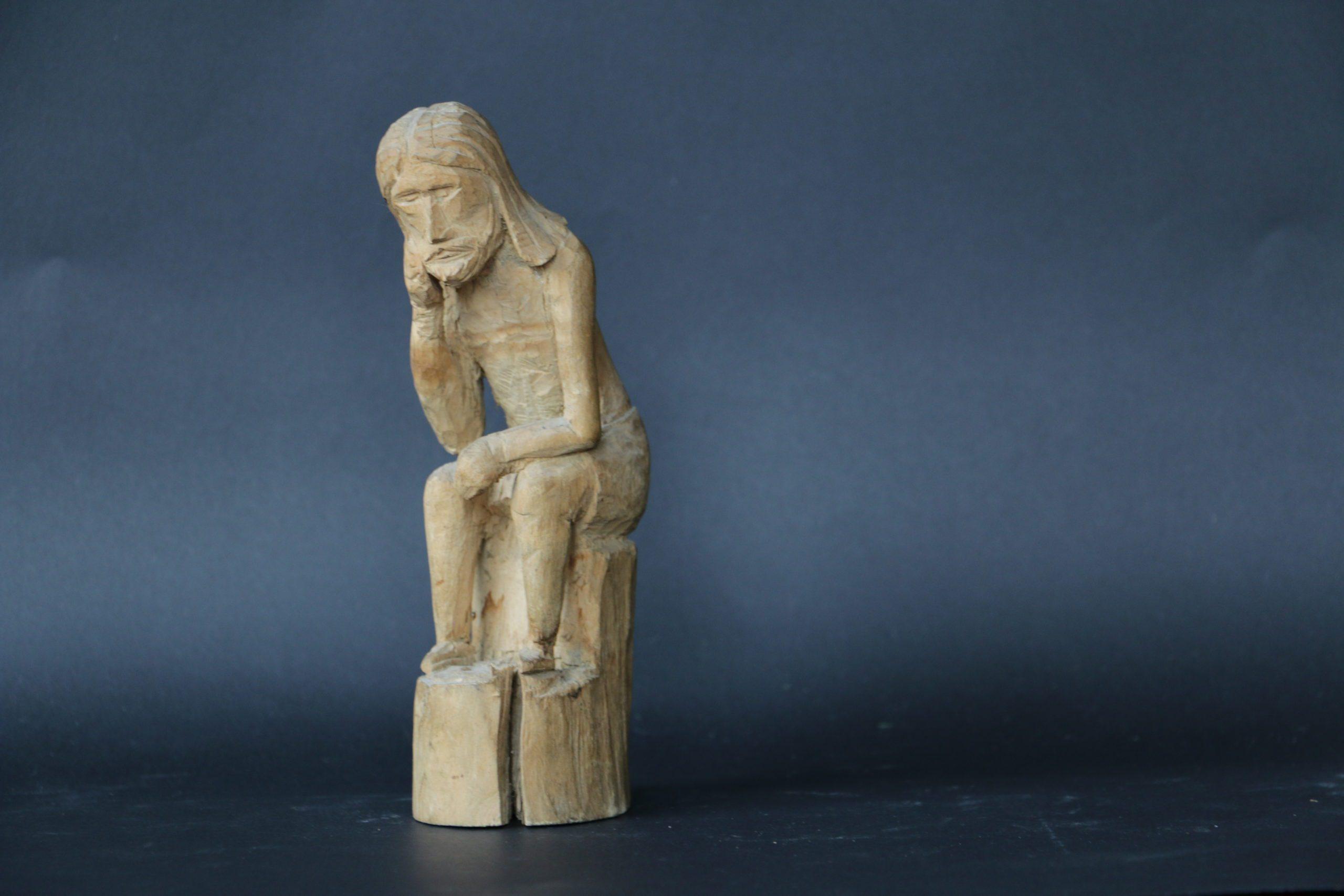 Więcej o: Kazimierz Kwatyra – Modlitwa w drewnie strugana