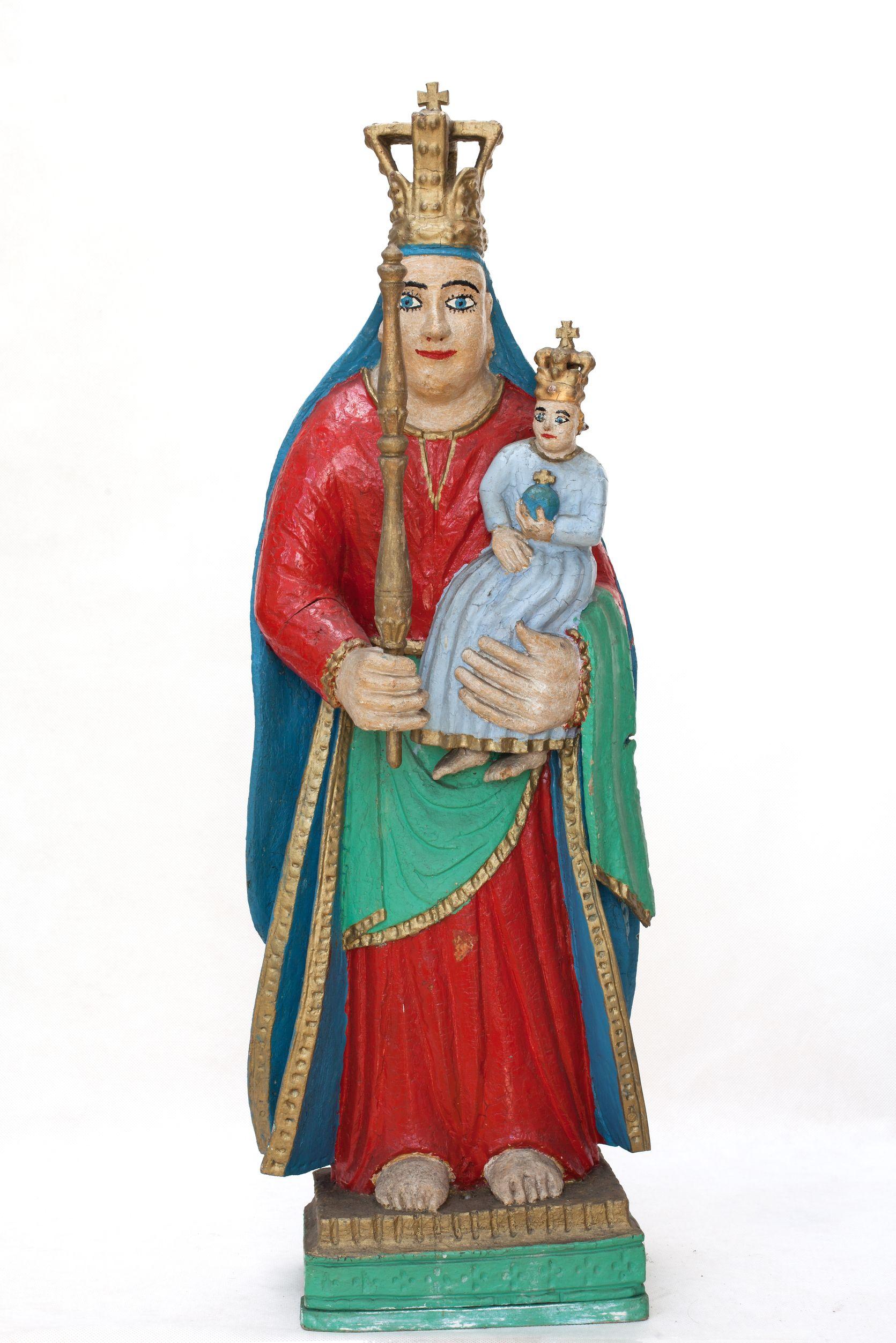 MOR E/ 3123 Madonna  z dzieciątkiem przód