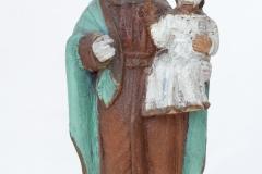 MOR E/ 1009 Matka Boska z Dzieciątkiem przód