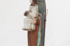 MOR E/ 1009 Matka Boska z Dzieciątkiem bok