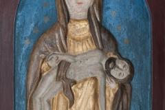 MOR E/221 - Płaskorzeźba: Pieta